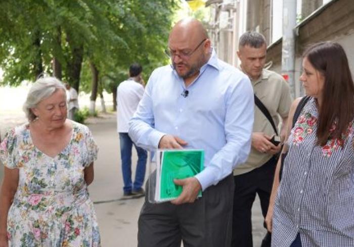 Михаил Добкин: Терехов и Тымчук сдают Харьков «днепропетровскому клану»