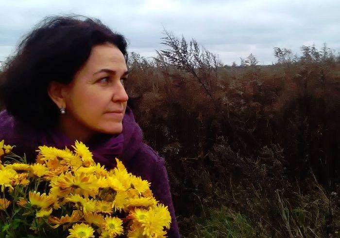Харьковскую художницу вдохновляет вода (фото)