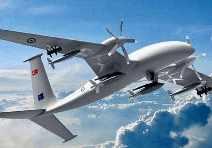 Турция намерена оснастить украинскими двигателями все боевые дроны