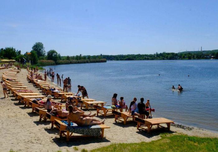 В Харькове закрыли для купания последний водоем