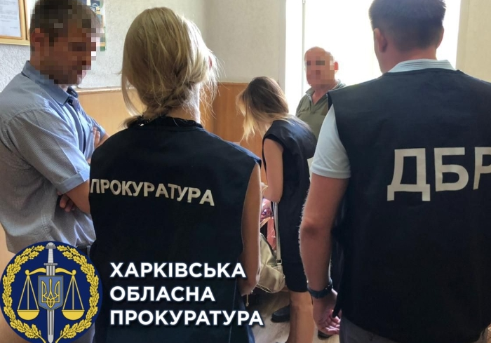 Незаконная вырубка леса под Харьковом: мастеру леса грозит до пяти лет лишения свободы