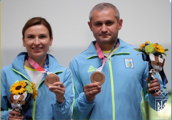 Украина завоевала третью «бронзу» на Олимпиаде-2020