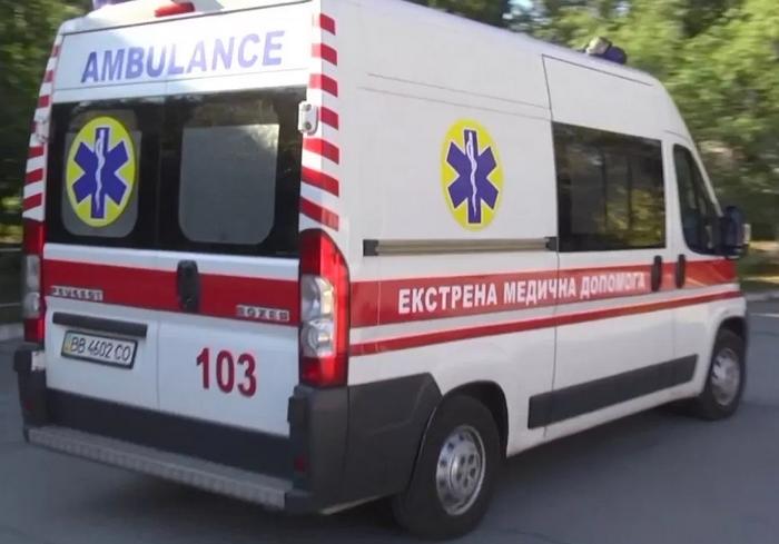 В Харькове «скорая» переехала пенсионера: мужчина скончался