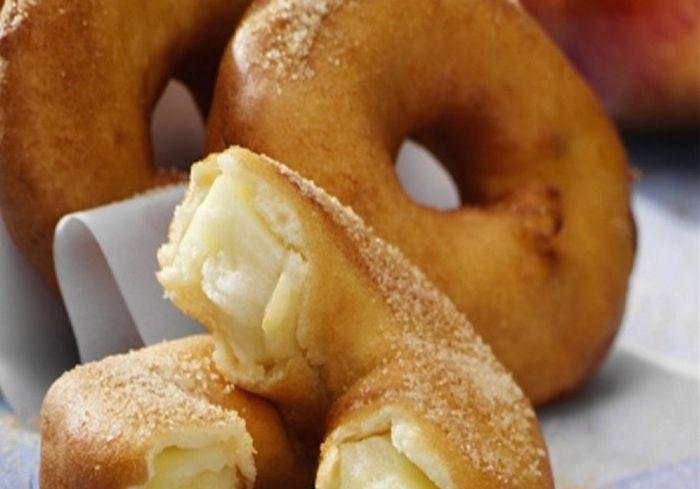 Как на скорую руку приготовить десерт с яблоками