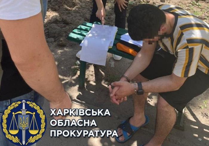 В Харькове студент продавал наркотики в университетском общежитии