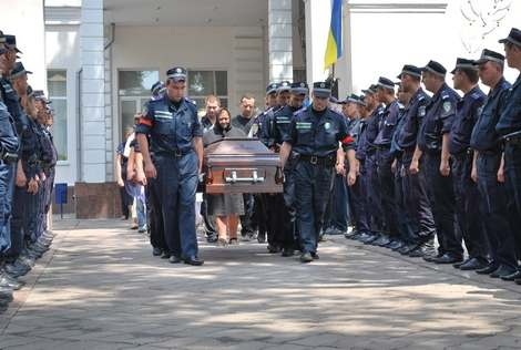В Харькове бакалавр убил старшего сержанта