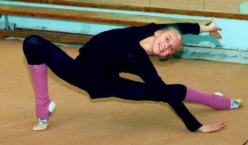 Юная харьковчанка хочет стать олимпийской чемпионкой - 10 Мая 2013 ...