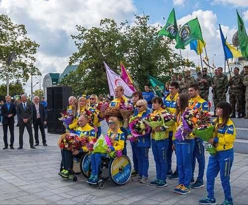 Паралимпиада-2016: Украина выплатила спортсменам призовые замедали